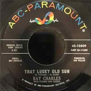 Ray Charles - That Lucky Old Sun Album