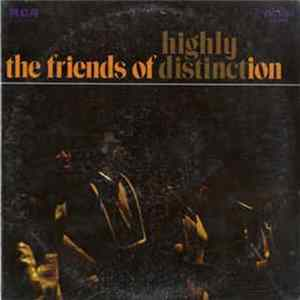 The Friends Of Distinction - Highly Distinct Album