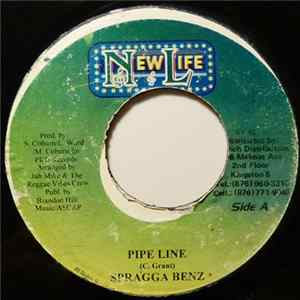 Spragga Benz, New Product - Pipe Line Album