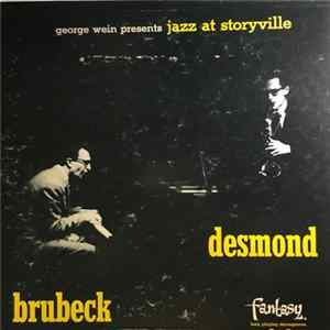 The Dave Brubeck Trio And Quartet - Jazz At Storyville Album
