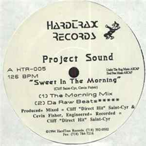 Project Sound - Sweet In The Morning Album