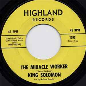 King Solomon - The Miracle Worker Album