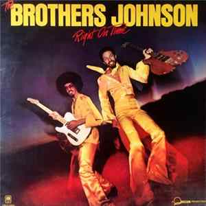 The Brothers Johnson - Right On Time Album