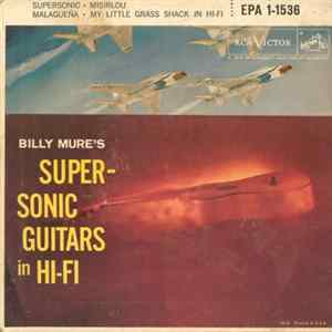 Billy Mure's Supersonic Guitars - Billy Mure's Supersonic Guitars In Hi-Fi Album