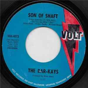 The Bar-Kays - Son Of Shaft / Sang And Dance Album